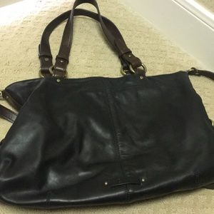 Cole Haan slouchy tote!